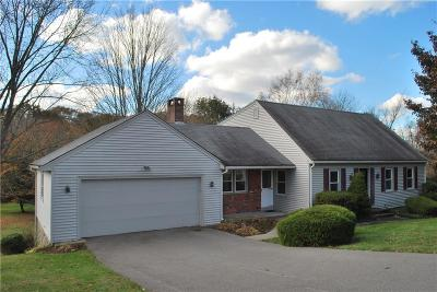 Cumberland Single Family Home For Sale: 25 Plantation Dr