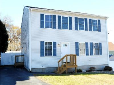 Woonsocket Single Family Home For Sale: 271 Ward St