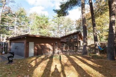 Scituate Single Family Home For Sale: 93 Ben Brown Av