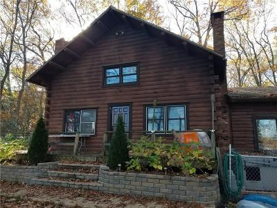 Smithfield Single Family Home For Sale: 89 Pine Ledge Rd