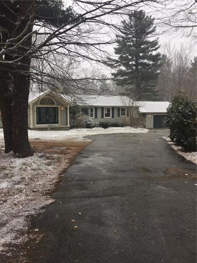 Glocester Single Family Home For Sale: 2200 Putnam Pike