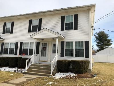 Johnston Condo/Townhouse For Sale: 1148 Hartford Av