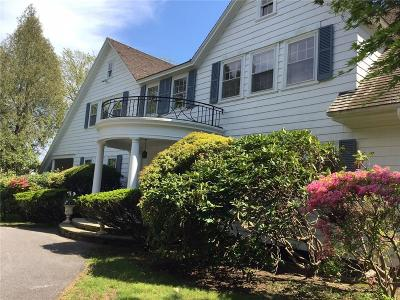 Westerly Single Family Home For Sale: 23 Shore Rd