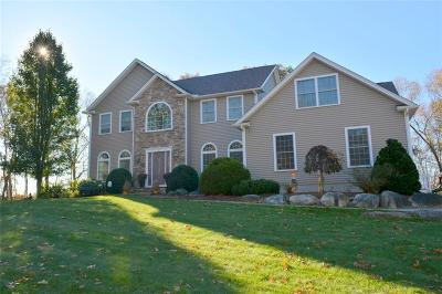 Lincoln Single Family Home Act Und Contract: 34 South Eagle Nest Dr
