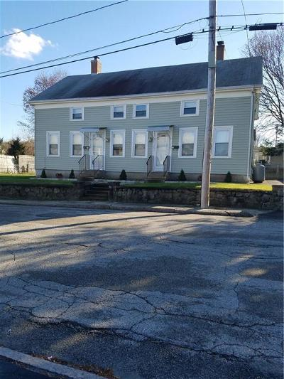 Multi Family Home Act Und Contract: 30 Central St
