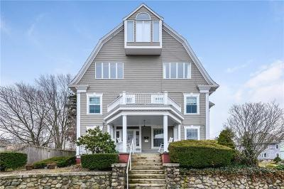 Cranston Condo/Townhouse For Sale: 1291 Narragansett Blvd, Unit#3 #3