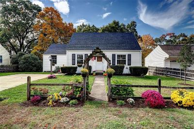 Cumberland Single Family Home Act Und Contract: 110 Garvin St