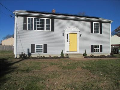 Cumberland Single Family Home Act Und Contract: 9 Hayden Ct