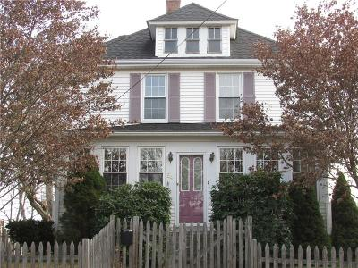 North Smithfield Single Family Home For Sale: 64 Woonsocket Hill Rd