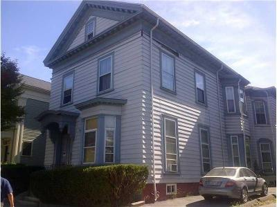 Providence Multi Family Home For Sale: 216 Broadway
