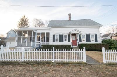 Woonsocket Single Family Home For Sale: 177 Jenckes St