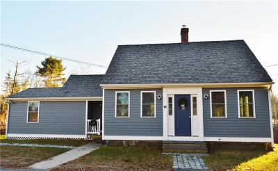 Kent County, Providence County, Washington County Single Family Home For Sale: 10 Old Usquepaugh Rd