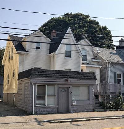 Multi Family Home Act Und Contract: 81 River Av