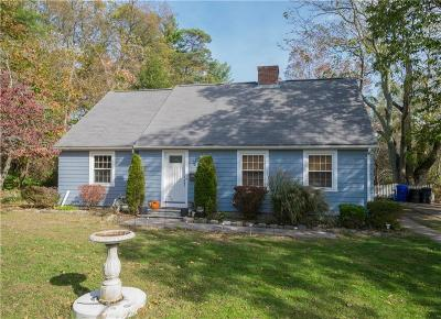 North Providence Single Family Home For Sale: 1345 Charles St