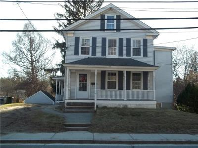 Burrillville Single Family Home For Sale: 317 Chapel St