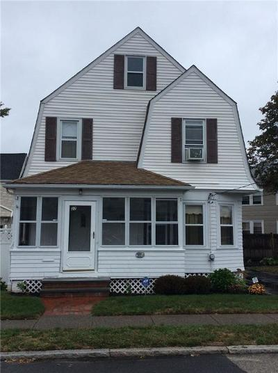 Cranston Single Family Home For Sale: 27 Cliffdale Av