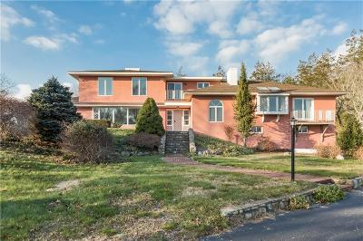 Westerly Single Family Home For Sale: 325 Post Rd