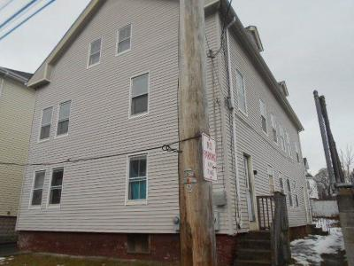 Multi Family Home For Sale: 13 - 15 Mowry St