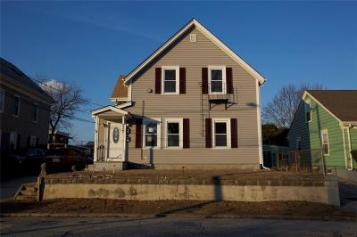 Multi Family Home Act Und Contract: 272 Adams St
