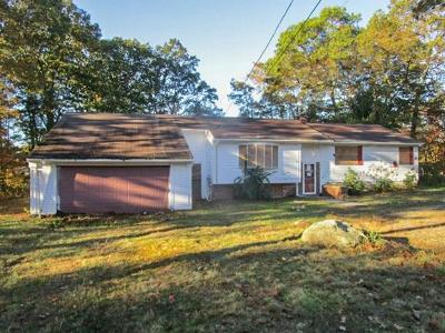 Johnston Single Family Home Act Und Contract: 35 Lincoln Dr