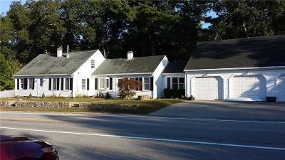 Scituate Single Family Home For Sale: 875 Plainfield Pike