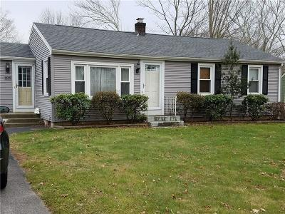 Scituate Single Family Home For Sale: 103 Hope Av