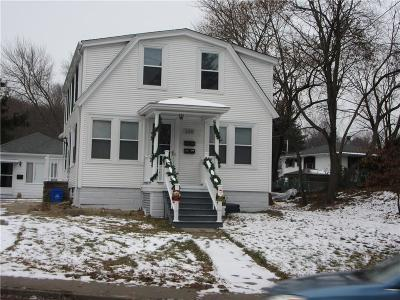 Johnston Multi Family Home Act Und Contract: 530 George Waterman Rd