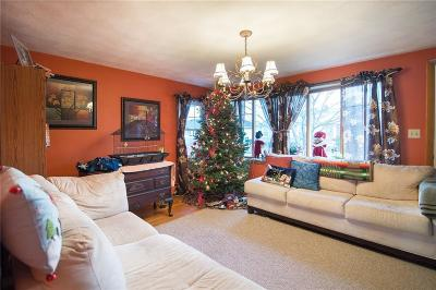 Cranston Single Family Home For Sale: 14 Mozart St