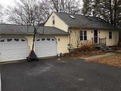 Scituate Single Family Home For Sale: 35 Westcott Rd