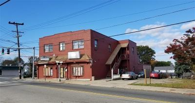 Providence Commercial For Sale: 663 Admiral St