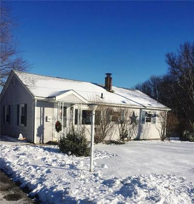 Woonsocket Single Family Home Act Und Contract: 244 Lydia Av