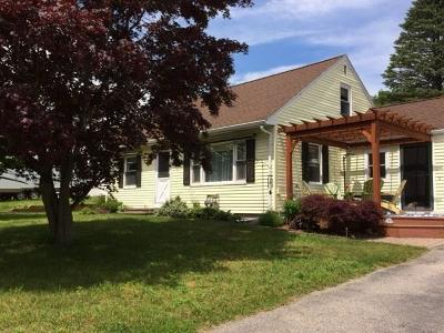 Cumberland Single Family Home For Sale: 40 Duchess Rd