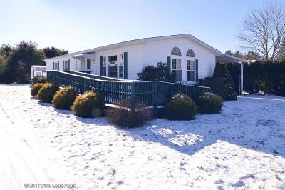 South Kingstown Single Family Home For Sale: 116 Little Pond Rd