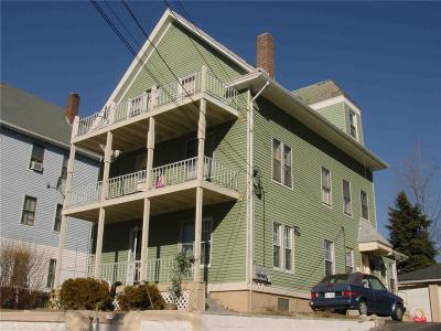 Central Falls Multi Family Home For Sale: 51 Cleveland St NW