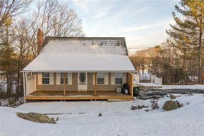 Burrillville Single Family Home For Sale: 170 Camp Dixie Rd