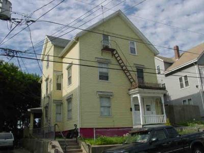 Central Falls Multi Family Home For Sale: 42 - 44 Hendricks St