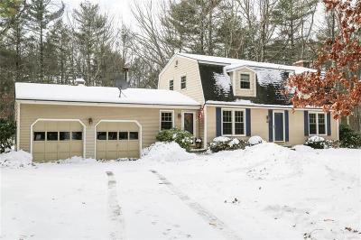 Glocester Single Family Home For Sale: 98 Rustic Acres Dr