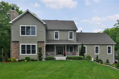 Glocester Single Family Home For Sale: 111 Emerald Wy