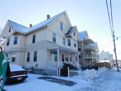 Woonsocket Multi Family Home For Sale: 1005 Social St