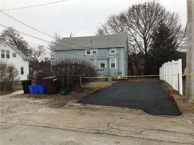Johnston Multi Family Home For Sale: 96 Sheridan St