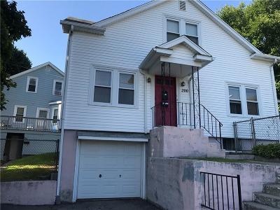 Johnston Single Family Home For Sale: 200 Sheridan St