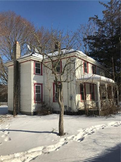 Westerly Single Family Home Act Und Contract: 31 1/2 Pleasant St