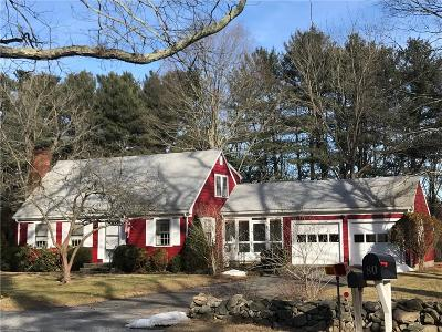 Cumberland Single Family Home For Sale: 79 Abbott Run Valley Rd