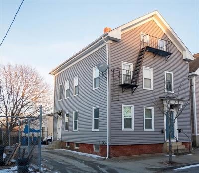 Cranston Multi Family Home Act Und Contract: 9 Whipple Av