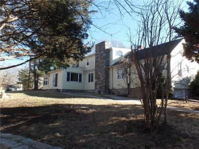 Westerly Single Family Home For Sale: 318 Post Rd