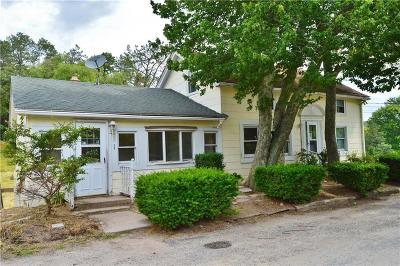 Charlestown RI Multi Family Home For Sale: $159,000