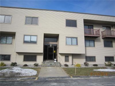 Lincoln Condo/Townhouse For Sale: 196 Old River Rd, Unit#5 F South #5 F Sout