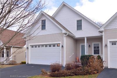 South Kingstown Condo/Townhouse Act Und Contract: 61 Southwinds Dr