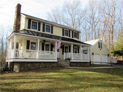Scituate Single Family Home Act Und Contract: 221 Carpenter Rd