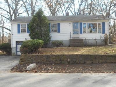 Woonsocket Single Family Home For Sale: 97 Morin St
